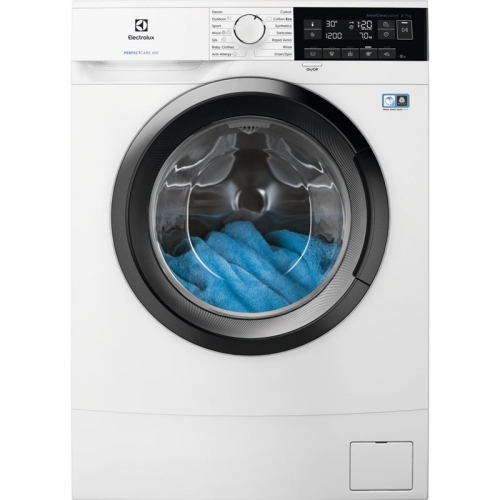 Pračka Electrolux PerfectCare 600 EW6S347S bílá