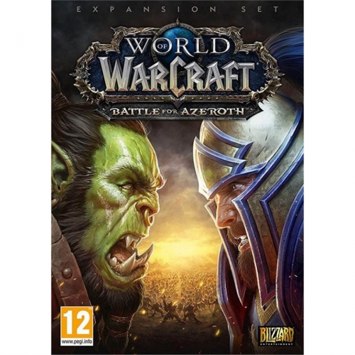 Blizzard World of Warcraft: Battle for Azeroth