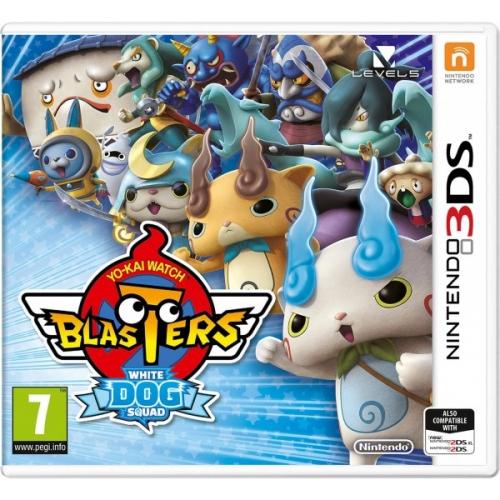 Nintendo YO-KAI WATCH Blasters White Dog