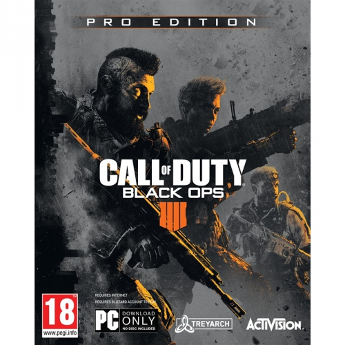 Activision Call of Duty: Black Ops IV Pro Edition