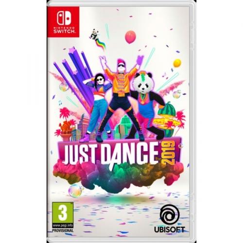 Ubisoft Nintendo Switch Just Dance 2019
