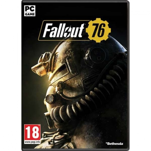Bethesda PC Fallout 76