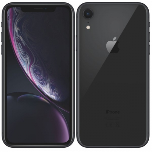 Mobilní telefon Apple iPhone XR 128 GB - black