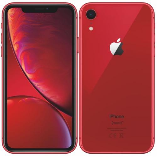 Mobilní telefon Apple iPhone XR 128 GB - PRODUCTRED + dárek + DOPRAVA ZDARMA