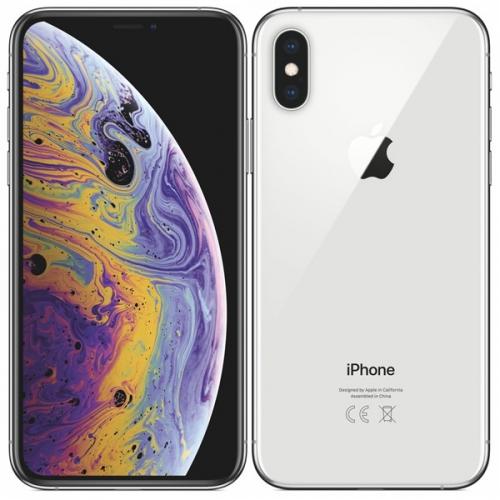 Mobilní telefon Apple iPhone Xs 64 GB - silver