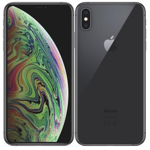 Mobilní telefon Apple iPhone Xs Max 512 GB - space grey + dárek + DOPRAVA ZDARMA