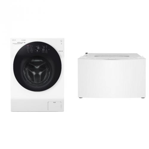 Set (Automatická pračka se sušičkou LG TWINWash™ F126G1BCH2N) + (Automatická pračka LG TWINWash™ F28K5XN3)