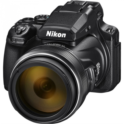 Digitální fotoaparát Nikon Coolpix P1000 černý