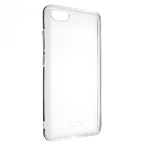 Kryt na mobil FIXED Skin pro Xiaomi Redmi 6A průhledný