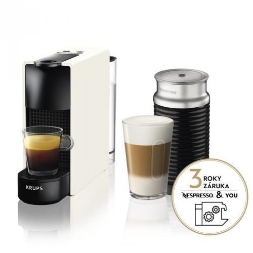 Krups Nespresso Essenza mini XN111110 bílé