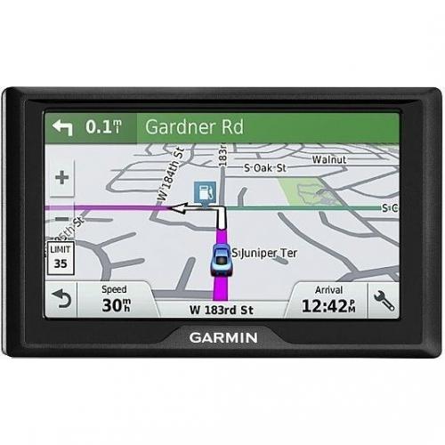 Navigační systém GPS Garmin Drive 51S Lifetime Europe45 Plus černá