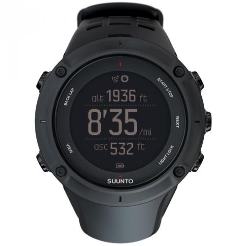 GPS hodinky Suunto Ambit3 Peak Black HR