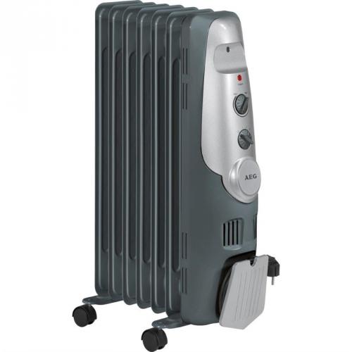 Olejový radiátor AEG RA 5520 šedý