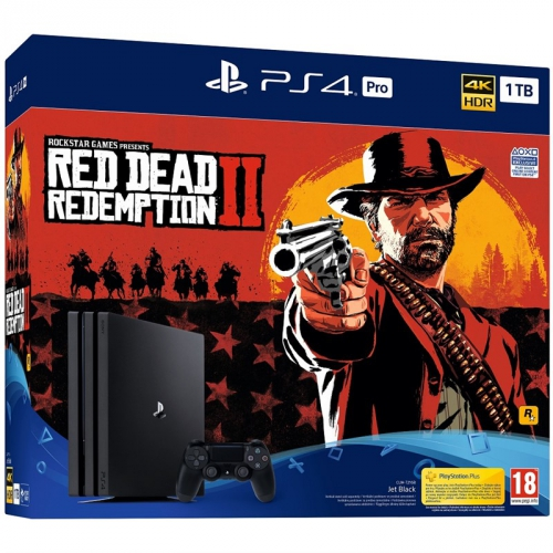 Sony Pro 1TB + Red Dead Redemption 2