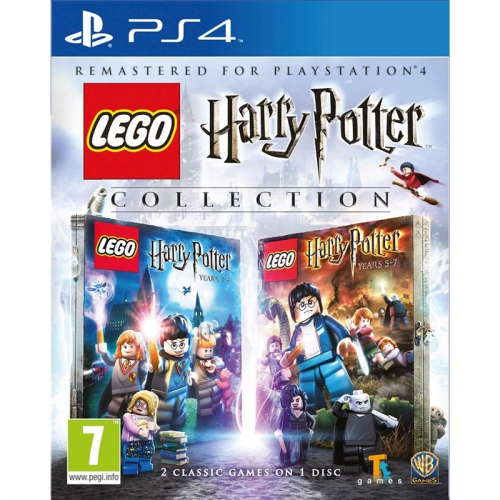 Hra Ostatní PlayStation 4 LEGO Harry Potter Collection