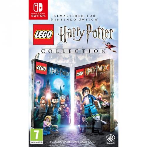 Ostatní Nintendo Switch LEGO Harry Potter Collection