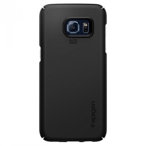 Spigen Thin Fit pro Samsung Galaxy S7 Edge černý