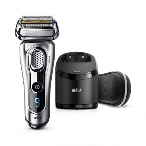 Braun 9291cc Clean&Charge Wet&Dry