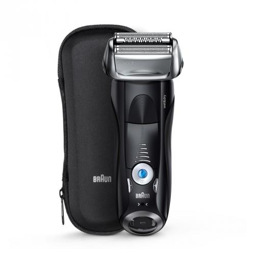 Holicí strojek Braun Series 7 7842s Wet&Dry černý