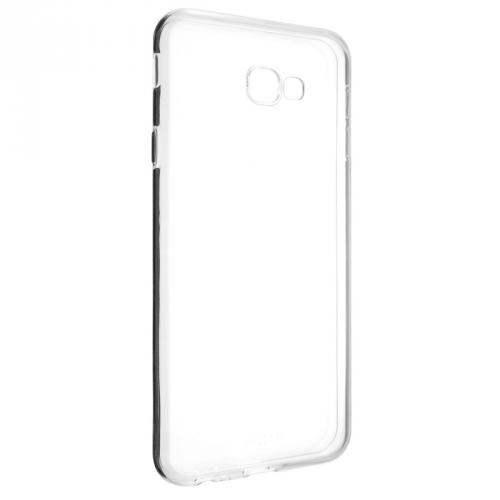 Kryt na mobil FIXED pro Samsung J4+ průhledný