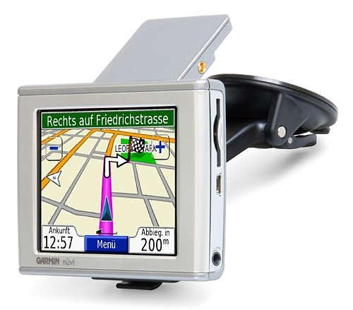 Navigace Garmin Nüvi 300