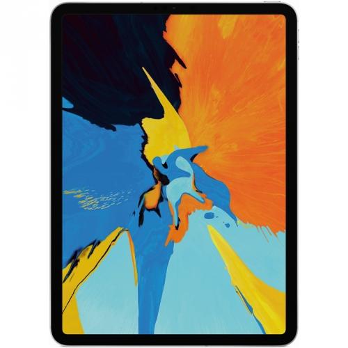 "Dotykový tablet Apple iPad Pro 11"" (2018) Wi-Fi + Cell 256 GB - Silver"