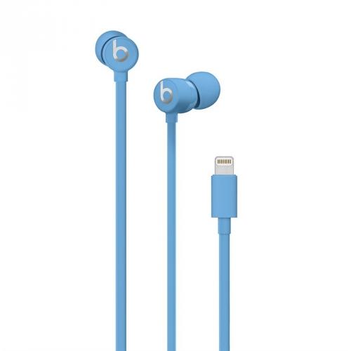 Sluchátka Beats urBeats3 s Lightning konektorem modrá