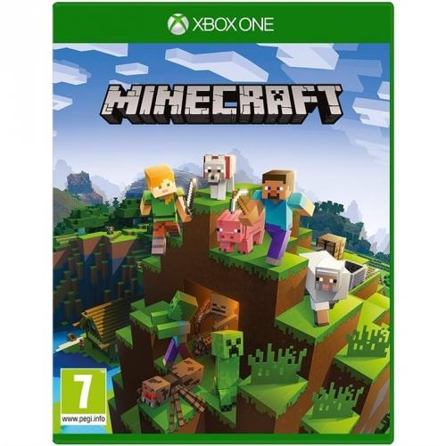 Microsoft XBox One Minecraft Base