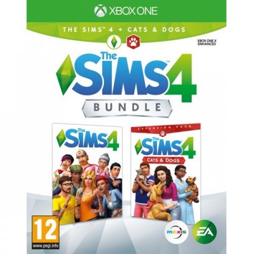 EA The Sims 4 Základní hra + Psi a Kočky