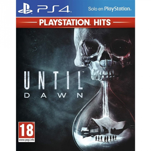 Sony Until Dawn PS HITS