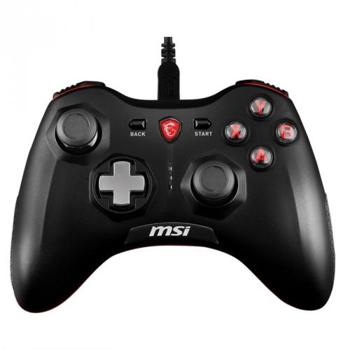 Gamepad MSI Force GC20, drátový, pro PC, PS3, Android černý