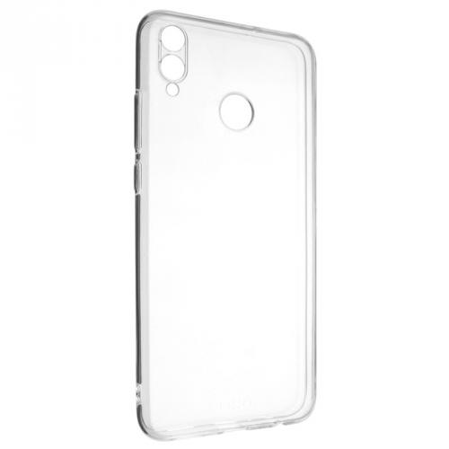 Kryt na mobil FIXED pro Honor 8X průhledný