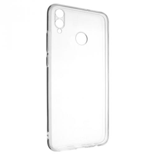 Kryt na mobil FIXED Skin pro Honor 8X průhledný