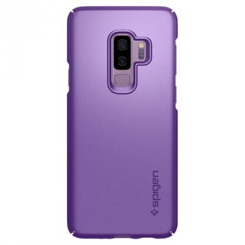 Spigen Thin Fit pro Samsung Galaxy S9 Plus fialový