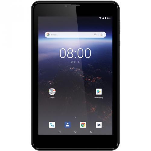 "Dotykový tablet Umax VisionBook 7Qa 3G černý (7"", 8 GB, WF, BT, 3G, GPS, Android 8.1)"