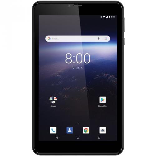 "Dotykový tablet Umax VisionBook 8Qa 3G černý (8.1"", 16 GB, WF, BT, 3G, GPS, Android 8.1)"