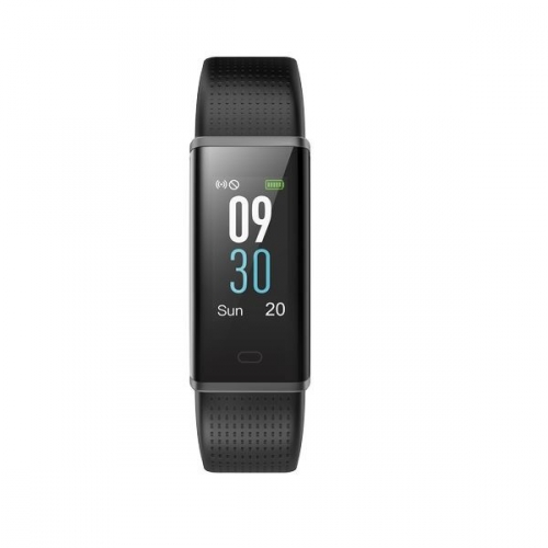 Fitness náramek Umax U-Band 130Plus HR Color černý