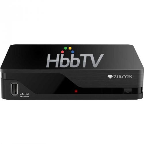 Zircon AIR T2 s HbbTV