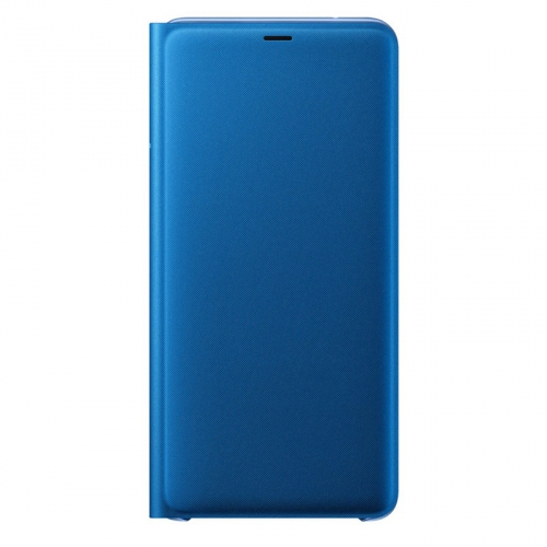 Pouzdro na mobil flipové Samsung pro Galaxy A9 modré
