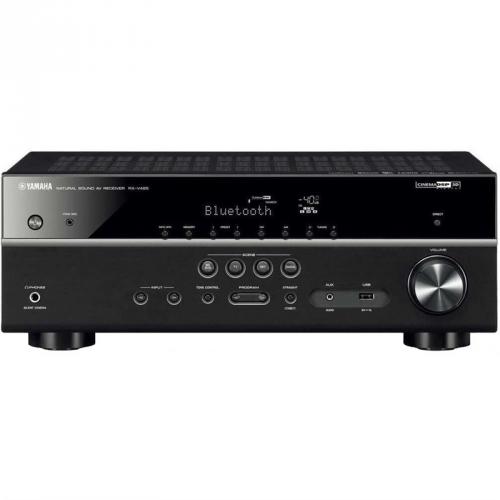 AV Receiver Yamaha RX-V485 černý