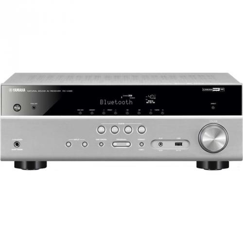 AV Receiver Yamaha RX-V485 stříbrný