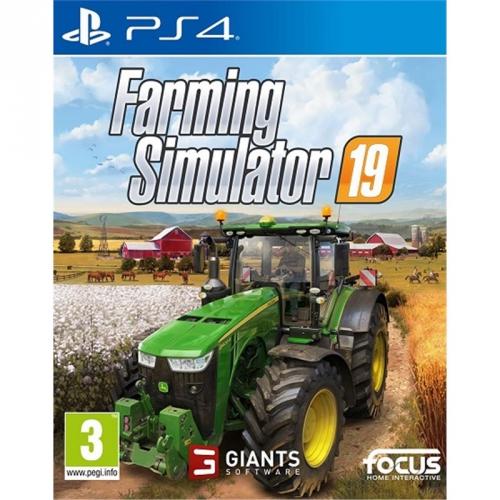 GIANTS software PlayStation 4 Farming Simulator 19