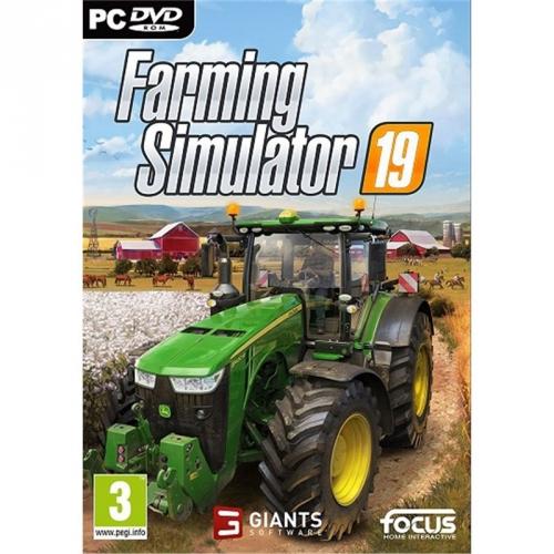 GIANTS software PC Farming Simulator 19