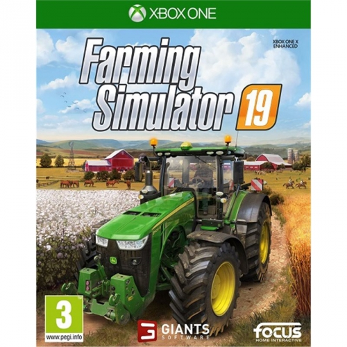 GIANTS software Xbox One Farming Simulator 19