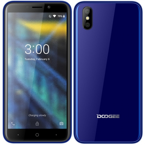 Doogee X50 Dual SIM modrý