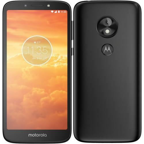 Mobilní telefon Motorola E5 Play Dual SIM černý