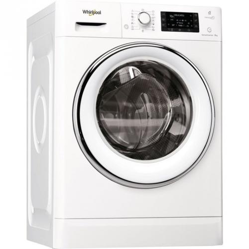 Automatická pračka Whirlpool FWD81284WC EE bílá + DOPRAVA ZDARMA