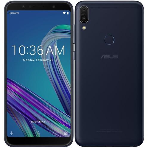Mobilní telefon Asus ZenFone MAX Pro M1 3GB/32 GB Dual SIM černý