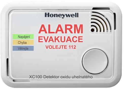 Honeywell XC100-CSSK-A, Alarm Scan