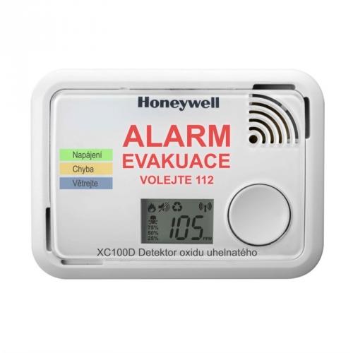 Fotografie Honeywell XC100D-CSSK-A, Alarm Scan